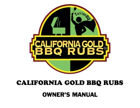 #californiagoldbbqrubsownersmanual