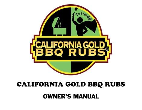#californiagoldbbqrubsownersmanual